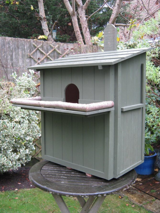 Bird Boxes for Fundraising - The Monday Group